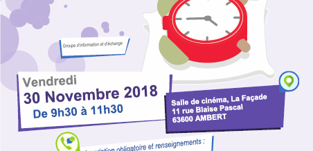 CONFERENCE ACTIV' SOMMEIL – AMBERT